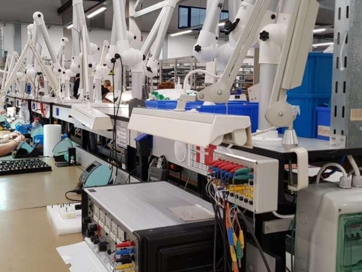 Wenglor a inaugurat o noua fabrică în Sibiu